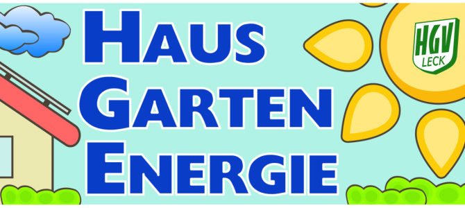2. Haus-Garten-Energie-Messe 12. + 13.03.2016
