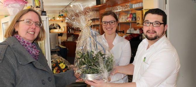 Das italienische Eiscafé Gelato Gava feierte Geburtstag…