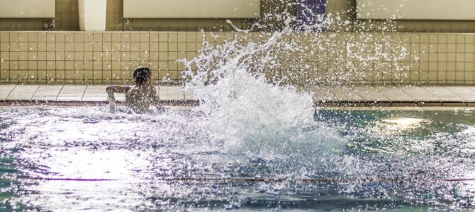 [7] Mitternachtsschwimmen für Jugendliche im Erlebnisbad