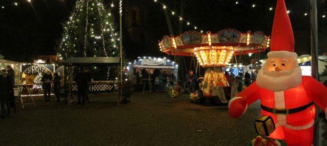 Das LECKer Weihnachtsdorf öffnet seine Pforten